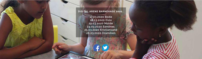 Digital Arena Barnehage, DAB.